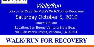 Walk/Run for Recovery