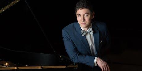 Sean Kennard, Concert Pianist tickets