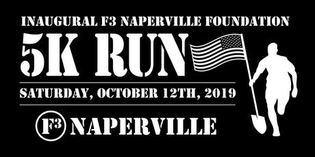 Inaugural F3 Naperville Foundation 5K tickets