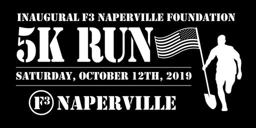 Inaugural F3 Naperville Foundation 5K