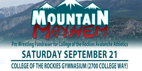 PPW Mountain Mayhem tickets