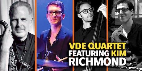 VDE Quartet at Jazzville Palm Springs tickets