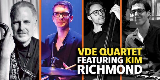 VDE Quartet at Jazzville Palm Springs