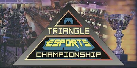 Triangle Esports Championship 2020 tickets