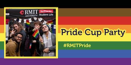 RMIT Pride Cup Party tickets