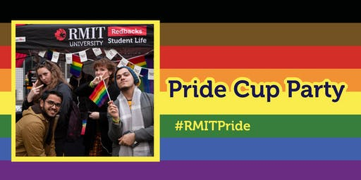 RMIT Pride Cup Party