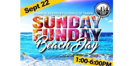 YBP's Sunday Funday: BEACH DAY tickets
