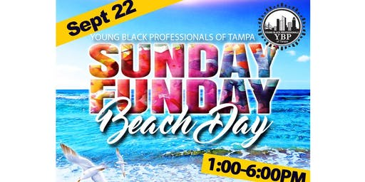 YBP's Sunday Funday: BEACH DAY