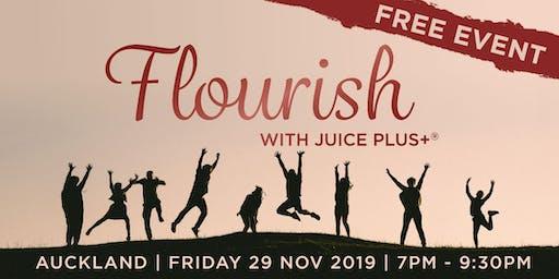 Flourish with Juice Plus+