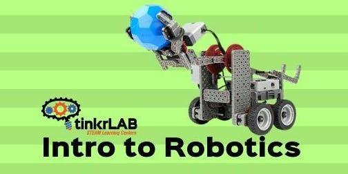 Homeschool: Intro to Robotics - 3 Week Series