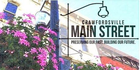 Crawfordsville, IN Community Exchange tickets