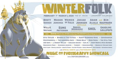 WINTER FOLK                     Music & Photography  Showcase