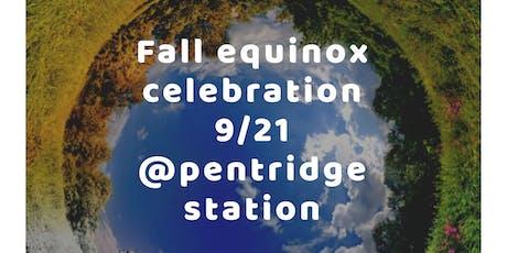 Fall equinox celebration tickets
