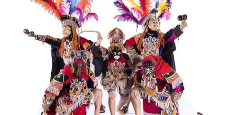 Le Ballet Folklorique De Guatemala billets