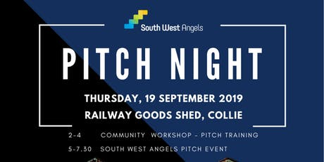 South West Angels: Pitch 3.0 tickets