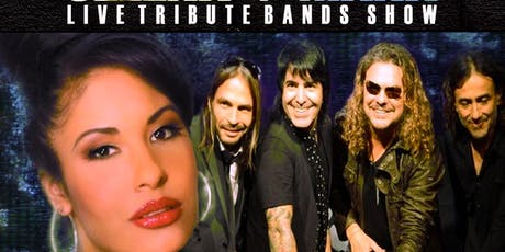 Mana and Selena Live Tribute bands Show  Sat Oct 12 tickets
