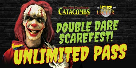 Unlimited Pass - Old Catacombs & House of Lecter tickets