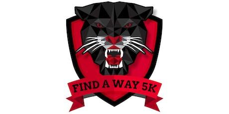 Find-A-Way 5K (Recreational Campus Run) tickets
