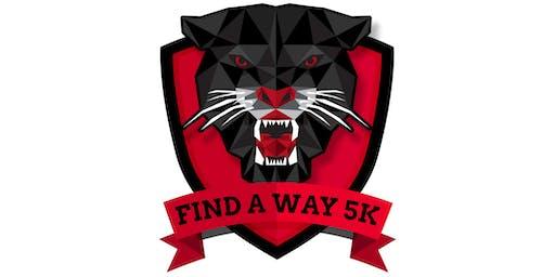 Find-A-Way 5K (Recreational Campus Run)