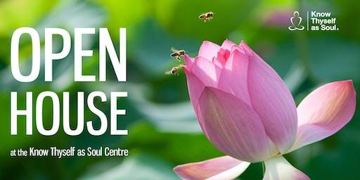 Open House: Know Thyself as Soul Centre - Toronto