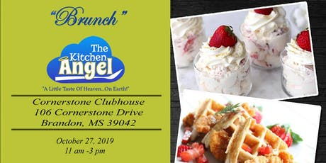 Brunch with The Kitchen Angel tickets