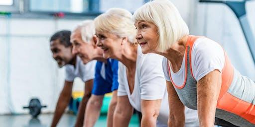 Health Talks for Seniors – Healthy Aging Brain