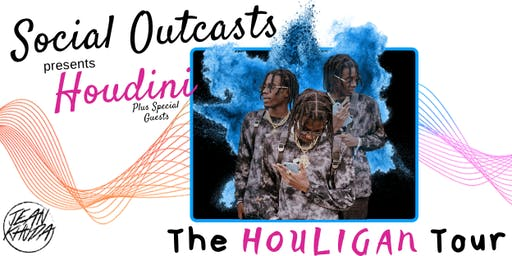 SOCIAL OUTCASTS - HOULIGAN TOUR