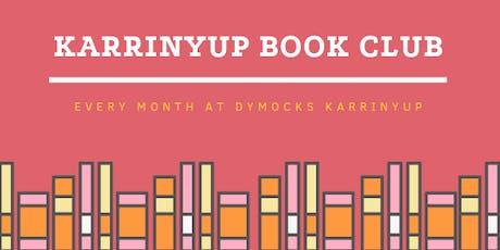 Karrinyup Book Club - September tickets