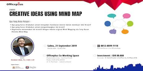 (Paid Seminar) Seminar Creative Ideas Using Mind Map tickets