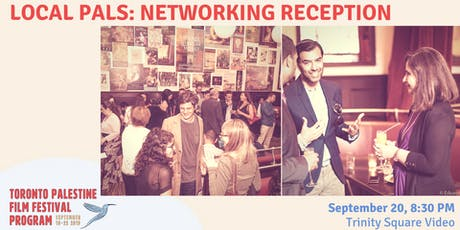 Local Pals - Networking Reception tickets