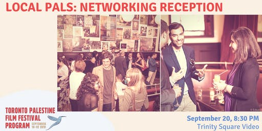 Local Pals - Networking Reception