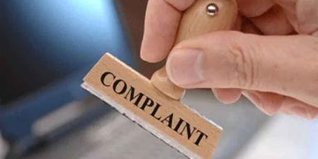 Ethical + Moral Maturity in the Coaching Profession Series- Complaint Filed tickets