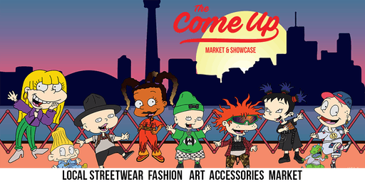 The Come Up Market Winter Edition 2019