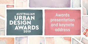 2019 Australian Urban Design Awards
