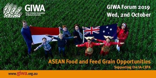 2019 GIWA Forum and GIWA AGM
