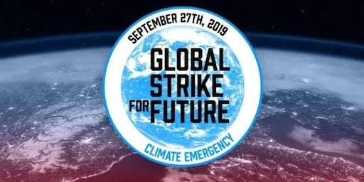 Marshal for Global Strike for the Future, September 27th
