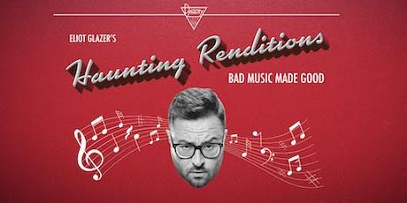 Eliot Glazer's Haunting Renditions tickets