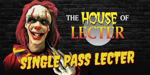 Single Pass House of Lecter