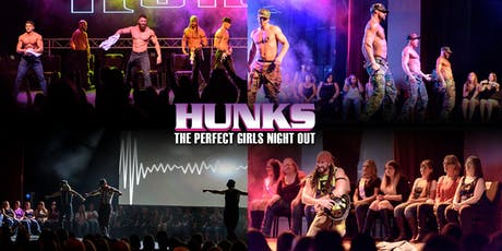 HUNKS The Show at Hoolies (Delta, CO) tickets
