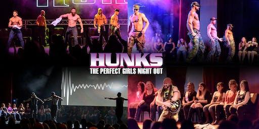 HUNKS The Show at Wild Greg's Saloon (Lakeland, FL)