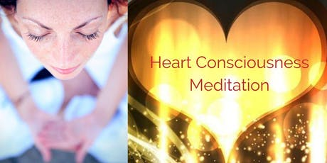 Heart Consciousness Meditation and Qi Healing tickets