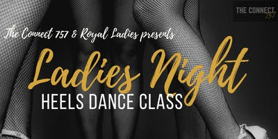 Ladies Night- Heels Dance Class