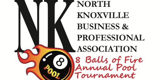 NKBPA - 8 Balls of Fire Pool Tourney