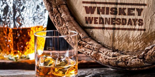 "Whiskey Wednesday: ""The Whiskey Row Region"" Tasting Class at Puckett's Columbia"