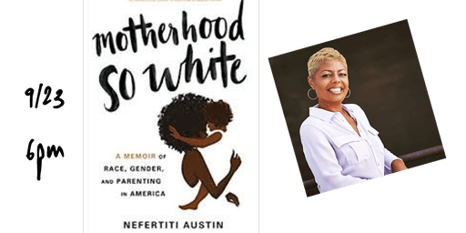 Motherhood So White Author Talk