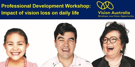 IMPACT OF VISION LOSS ON DAILY LIFE (CPD points) tickets