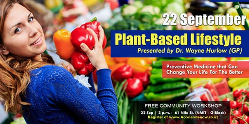 Plant-Based Lifestyle Seminar
