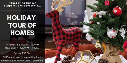 18th Annual HopeSpring Holiday Tour of Homes