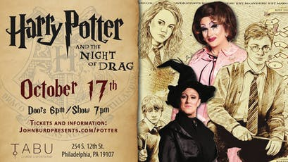 Harry Potter and the Night of Drag tickets