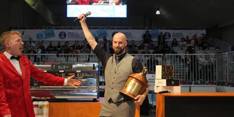 Pete Licata On Coffee Competitions Adelaide tickets